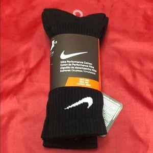 🧦 3pak Nike Performance Unisex Socks 🧦